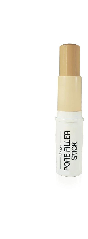 Ccolor Pore Filler Stick - Clear Face Primer - Paraben & Cruelty-free - Travel Size - Lightweight Matte Finish