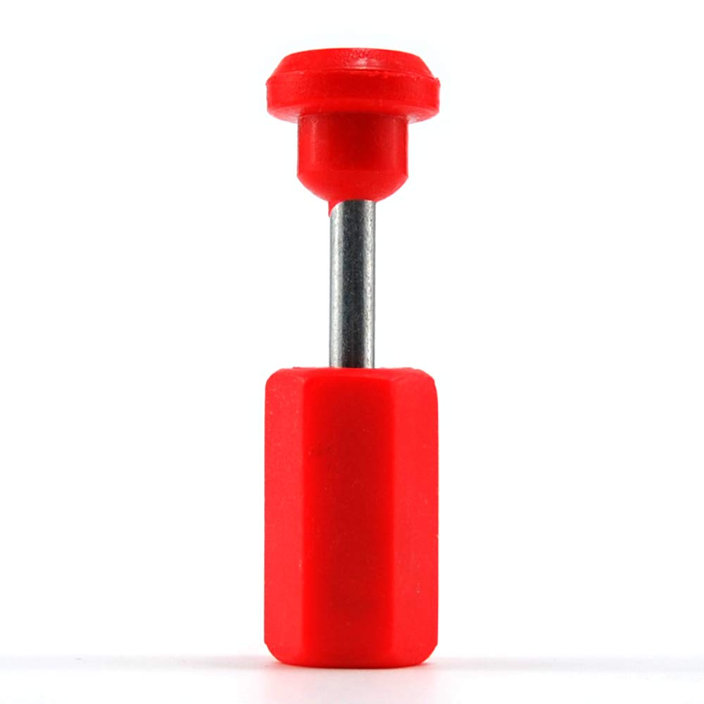 Heavy Duty Shipping Container High Security Seals Anti-Tamper Locks for Cargo Truck Trailers Pack of 50, Red