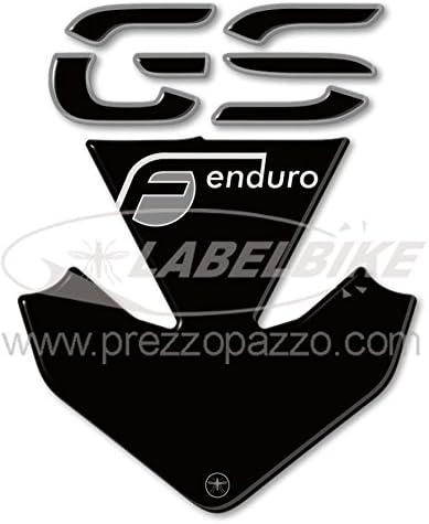Tankpad F800 GS Aufkleber Tank Gel 3D F800GS Kompatibel für Motorrad BMW