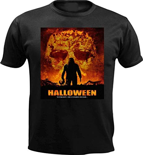 TTN House Halloween A Rob Zombie Horror Movie Poster Design Men T Shirt Birthday Present