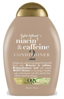 Price comparison product image Ogx Conditioner Niacin 3 & Caffeine 13oz (2 Pack)