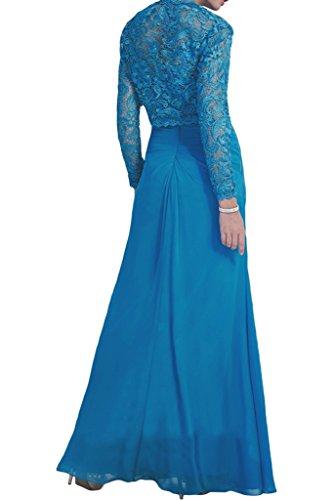 Victory Bridal - Robe - Crayon - Femme bleu bleu