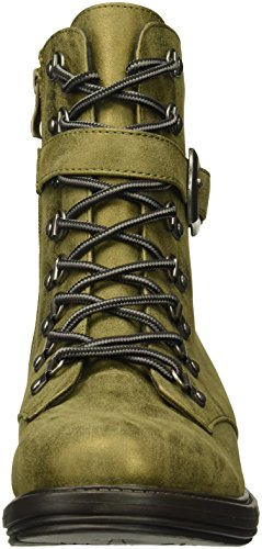 Too Lips Too Combat Random 2 Khaki Boot WoMen qaf1wxU5