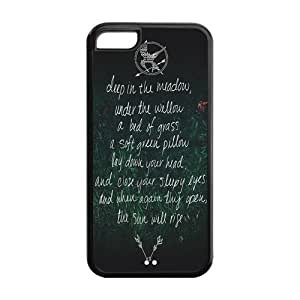 Customize Hunger Games Apple Case Suitable for iphone4sC JN4sC-1419