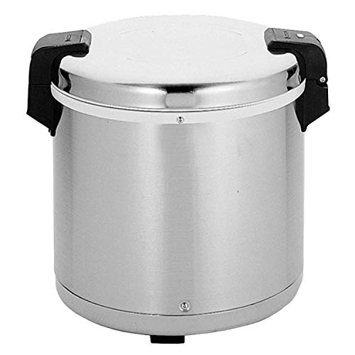 Stainless steel 50 cup/ 100 bowls electric commercial rice warmer (not a rice cooker), comes in -