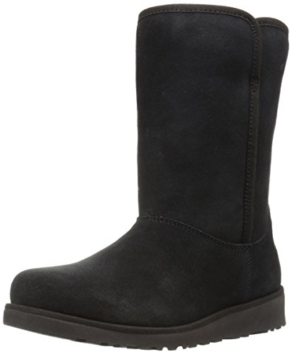 UGG Girls K Alexey II Pull-On Boot, Black, 2 M US Little Kid by UGG