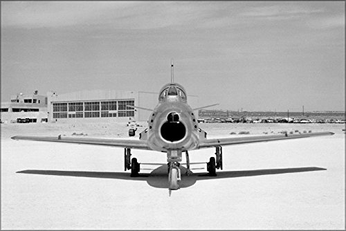 20x30 Poster; North American F-86F Sabre Naca Ramp In - F-86f Sabre 30