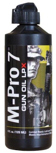 M-Pro 7 Gun Oil LPX, 4 Ounce Bottle (Gun Protectant compare prices)