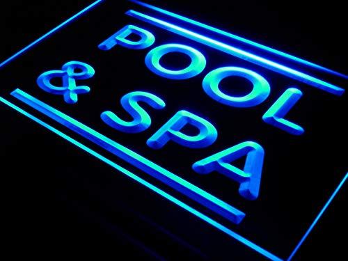ADV PRO i609-b Pool & Spa Beauty Shop Salon Neon Light Sign by AdvPro Sign (Image #2)