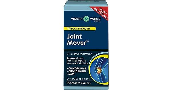 Amazon.com: Vitamina mundo Advanced Joint Chupete de triple ...