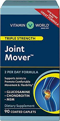 Vitamin World Advanced Triple Strength Joint Mover ®, 90 Caplets ()