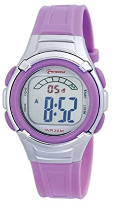 30m Water-proof Digital Boys Girls Sport Watch with Alarm Stopwatch Chronograph MR-8523-7