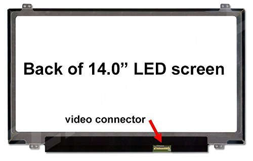 5-B4200 New Replacement LCD Screen for Laptop LED Full HD Matte ()