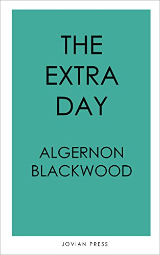 book cover of The Extra Day