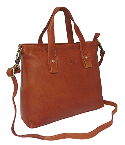 Tote Bag Bag Tan Bag Women's Rowallan Shoulder Grab Leather tqxwIA7p