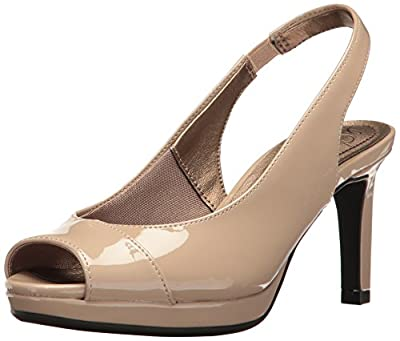 LifeStride Women's Invest Dress Sandal