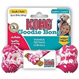 Puppy Kong Goodie Bone - Teething Toy and Treat Dispenser (small/medium)