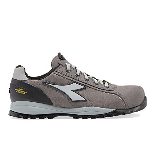 LOW GREY de homme pour basses 75066 ESD VENT et GLOVE S3 HRO Utility TECH Chaussures SRA Diadora travail femme FWB00Tq