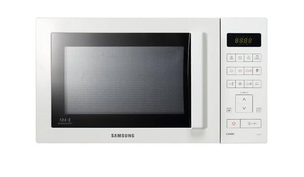 Samsung CE107V 28L 1400W Blanco - Microondas (28 L, 1400 W ...