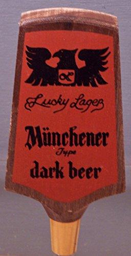 lucky-lager-munchener-type-dark-beer-brewery-tap-handle