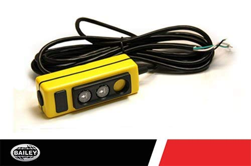 SPX HPU Remote Control HS5M-2P: 2 Button, 3 Wire, Single Acting, 15 Foot Cord Waterproof. with Magnets, 251154