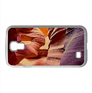 Lower Antelope Canyon Watercolor style Cover Samsung Galaxy S4 I9500 Case (Desert Watercolor style Cover Samsung Galaxy S4 I9500 Case)