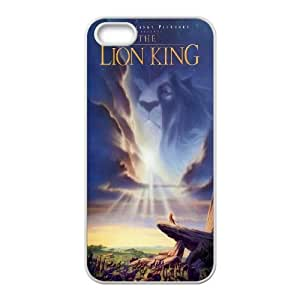 The Lion King Hakuna Matata Hard Snap Phone Case Cover for iPhone 5,5S case TSL217565