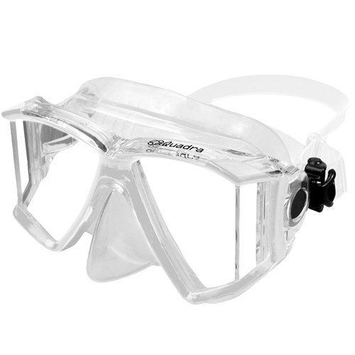 Genesis Quadra Mask, Clear by Genesis