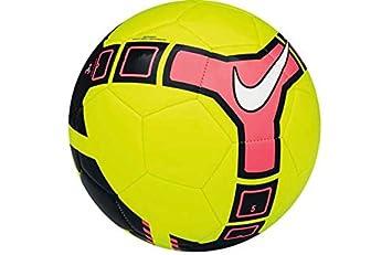 Balón de fútbol Nike Omni 5 - tamaño amarillo.: Amazon.es ...
