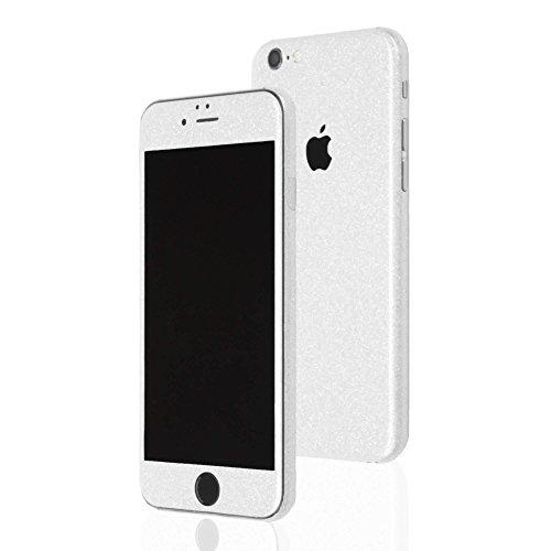 AppSkins Folien-Set iPhone 6 Full Cover - Diamond white