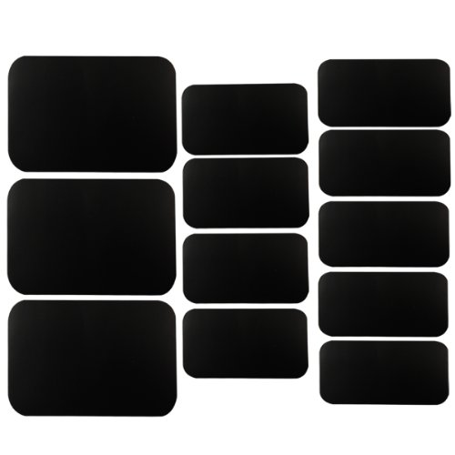 Wrapables Chalkboard Organizing Labeling Rectangle