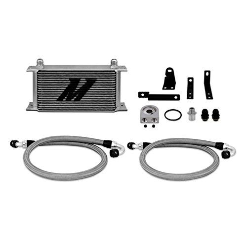 Mishimoto MMOC-S2K-00 2000-2009 Honda S2000 Oil Cooler Kit, Silver