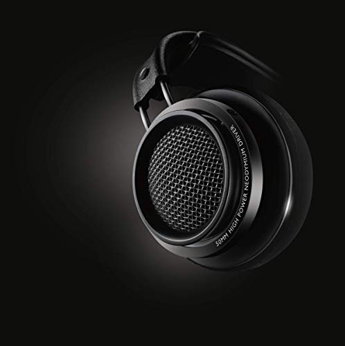Philips Fidelio X2HR Over-Ear Open-Air Headphone - Black by Philips Audio (Image #6)