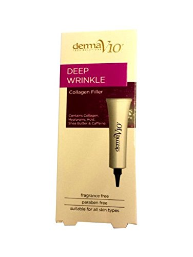 Derma V10 Deep Wrinkle Collagen Filler 15ml
