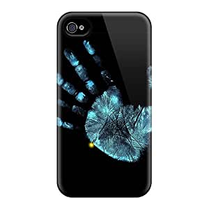 (Iyy7855PSYn)durable Protection Cases Covers For Iphone 6(abnormal Hand)