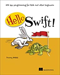 SummaryHello Swift! is a how-to guide to programming iOS Apps with the Swift language, written from a kid's perspective. This approachable, well-illustrated, step-by-step guide takes you from beginning programming concepts all the way ...