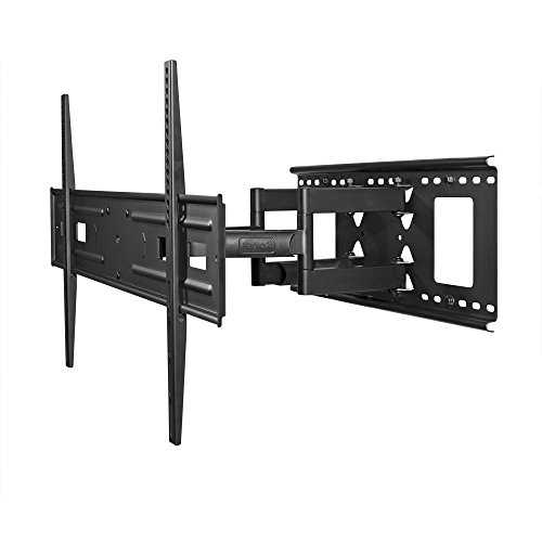 Kanto FMX2 Full Motion Articulating TV Wall Mount for 37-Inch to 80-Inch Televisions