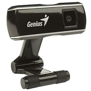 Genius FaceCam 3000 - Webcam, color negro