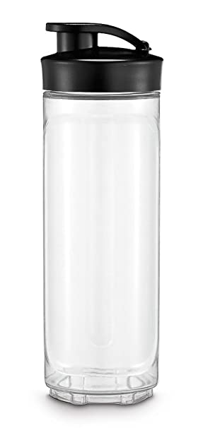 WMF Kult X Mix & Go Vaso Recambio para Batidora 0.6 litros, Plástico, Cromargan