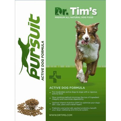 dr tims dog food