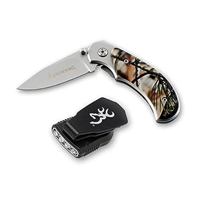 Browning Night Seeker Vista Knife & Light
