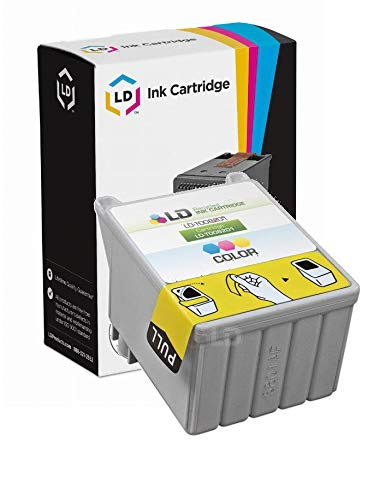 (LD Remanufactured Ink Cartridge Replacement for Epson T008 T008201 (Color))