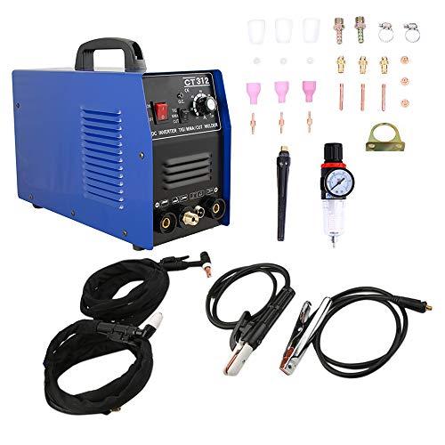 iMeshbean 3 in 1 CT312 Multi Functional TIG/MMA/Air Plasma Cutter Welder Welding Machine With Pressure Gauge USA