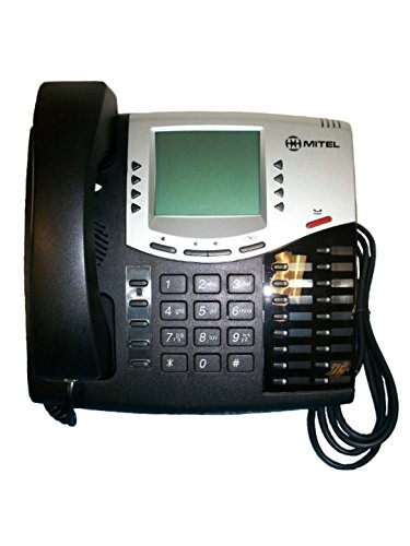 Mitel 8662 Axxess 550.8662P VOIP IP Phone BLACK Inter-Tel (Inter Voip Tel)