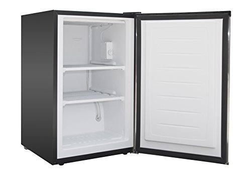 Amazon.com: Magic Chef MCUF3S2 3.0 Cu. Ft. Upright Freezer In Stainless  Steel: Appliances