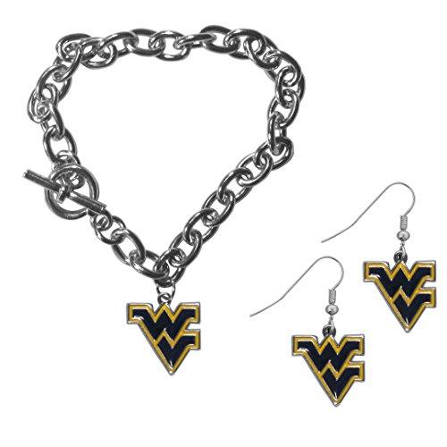 Siskiyou Womens Bracelet Dangle Earring