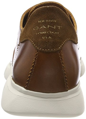 Brown Gant cognac Trainers Men's Bliss wOqpAT