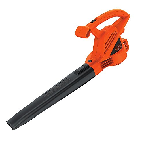 BLACK+DECKER Electric Leaf Blower, 7-Amp (LB700) (Best Cordless Electric Leaf Blower)