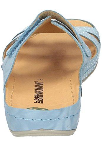 Femme Bleu Dr Mules 701106 Brinkmann HxwZqYgt