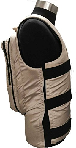 Ice Water Circulating Cooling Vest - includes Pump, Battery and Charger (L-XXL)
